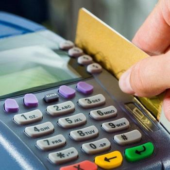 Помочь безналичным платежом